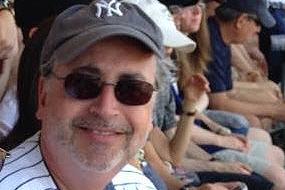 Andrew Lehrfeld Yankee Stadium